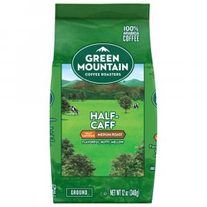 Green Mountain Half-Caff Ground Coffee