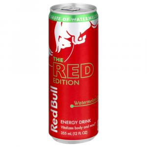 Red Bull The Summer Edition Watermelon Energy Drink