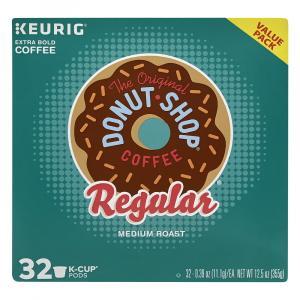 Donut Shop Regular Value Pack K-Cups