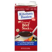Kitchen Basics Beef Stock
