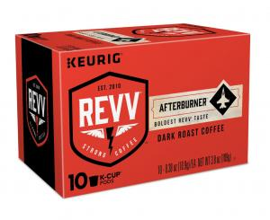 Green Mountain Coffee Revv Afterburner K-cups