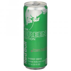 Red Bull Summer Edition Dragon Fruit Energy Drink