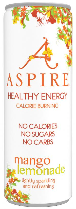 Aspire Mango Lemonade Energy Drink