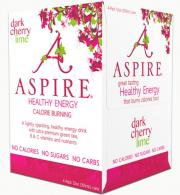 Aspire Dark Cherry Lime Energy Drink