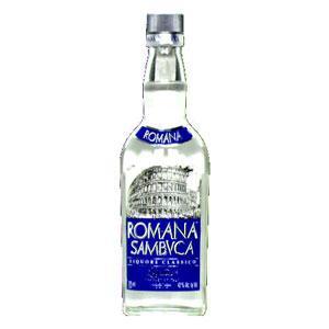 Romana Sambuca Italy Liqueur Classico