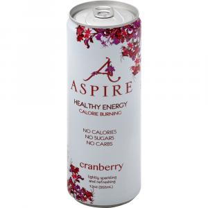 Aspire Cranberry Energy Drink