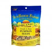 SunRidge Farms Organic Raw Pumpkin Seeds
