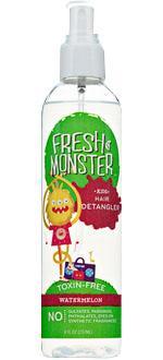 Fresh Monster Kids Hair Detangler Watermelon