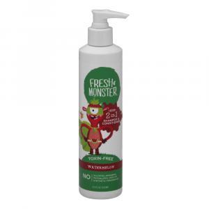 Fresh Monster Kids Shampoo & Conditioner