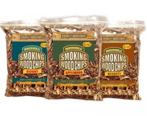 Cooks Smoking Wood Chips Hickory