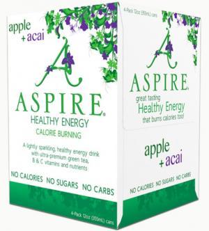 Aspire Apple Acai Energy Drink