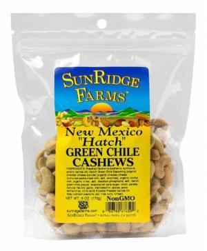 SunRidge Farms Hatch Green Chile Cashews
