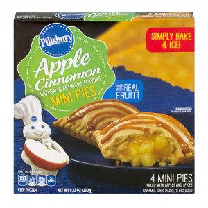 Pillsbury Apple Cinnamon Mini Pies