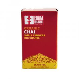 Equal Exchange Organic Chai Black Tea