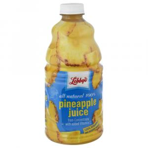 Libby's All Natural Pineapple Juice