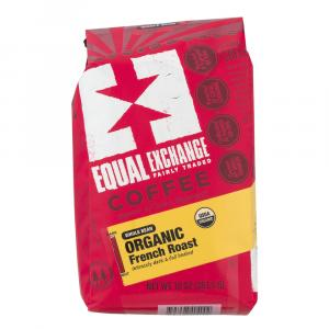 Equal Exchange Organic French Roast Whole Bean Coffee