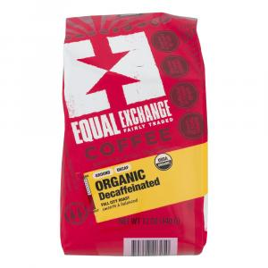 Equal Exchange Decaf Ground Coffee