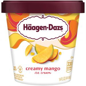 Haagen-Dazs Mango Ice Cream