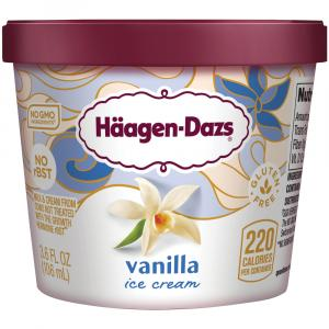 Haagen-Dazs Vanilla Ice Cream