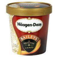 Haagen-dazs Bailey's Irish Cream Ice Cream