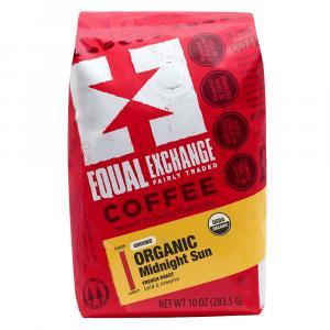 Equal Exchange Organic Midnight Sun Ground Coffee