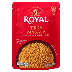 Royal Tikka Masala Seasoned Basmati Rice