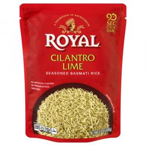 Royal Cilantro Lime Seasoned Basmati Rice