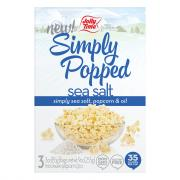 Jolly Time Simply Popped Sea Salt Microwave Popcorn