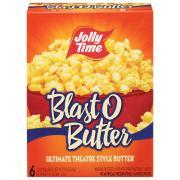 Jolly Time Blast O Butter Popcorn