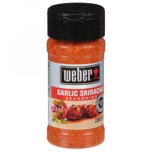 Weber Garlic Sriracha Seasoning