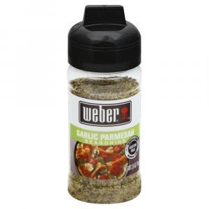 Weber Garlic Parmesan Seasoning