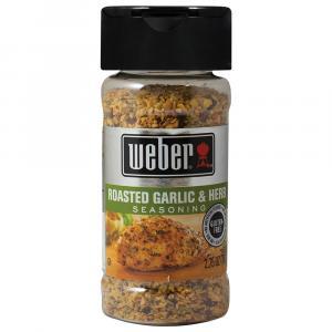 Weber Roasted Garlic & Herb Rub