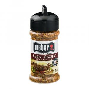 Weber Blazin Burger Seasoning