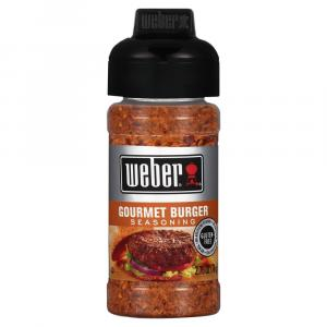 Weber Gourmet Burger Rub