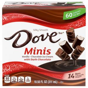 Dove Variety Pack with Dark Chocolate