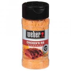 Weber Chicken N Rib Seasoning