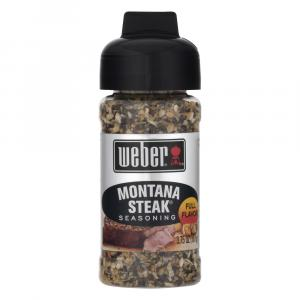 Weber Montana Steak Seasoning