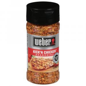 Weber Kick'n Chicken Rub