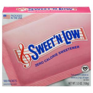 Sweet'N Low Packets