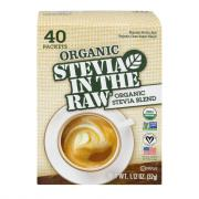 Organic Stevia In The Raw Packets