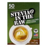 Stevia Extract In the Raw Packets