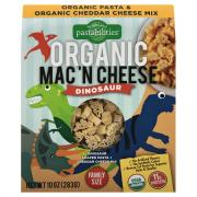 Pastabilities Organic Mac'n Cheese Dinosaur