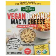Pastabilities Vegan Organic Mac'n Cheese Pasta Ruffles