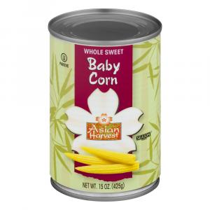 Asian Harvest Whole Sweet Baby Corn