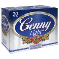 Genesee Light Cream Ale