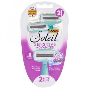 Bic Soleil Sensitive Advanced 5 Blade Razor