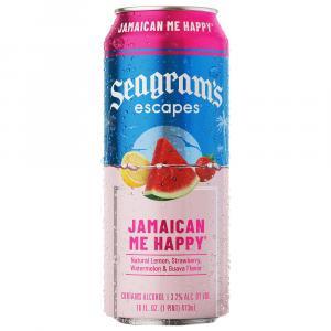 Seagram's Escapes Jamaican Me Happy