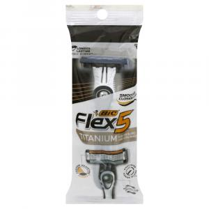 Bic Flex 5 Disposable Razor