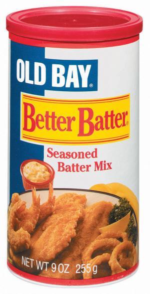 Old Bay Better Batter Mix