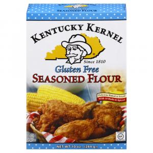 Kentucky Kernel Gluten Free Seasoned Flour